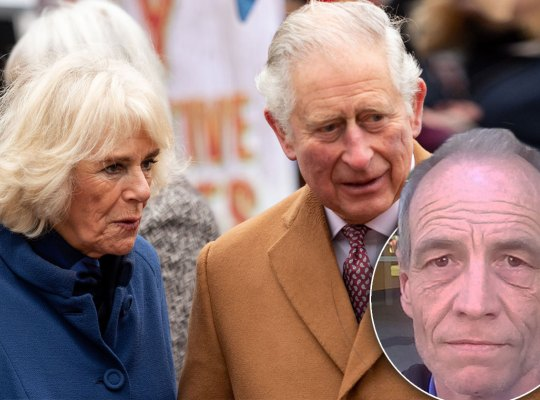 Man Claims He's Prince Charles & Camilla's Forgotten Love Child, Alleges Photo Proof! thumbnail